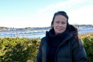 Anna startar flytande kafé i Västervik till sommaren