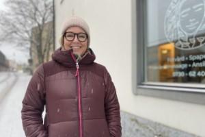 Hon flyttar till Vimmerby för kärleken – startar eget