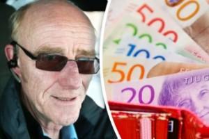 Gotländsk busschaufför vann jackpot på travet