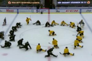 TV: Så var AIK:s första isträning – se hela träningen i efterhand