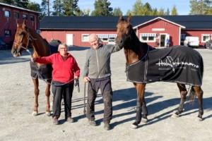 "Skön stalldubbel för ""Kove"" Eriksson"