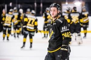 Hugo Leufvenius lämnar allsvenskan för Visby Roma