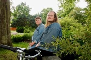 """De cyklade till Skåne: """"Det värsta och bästa vi gjort"""""""