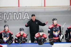 """Kiruna IF bryter med tränaren: """"Måste få till en förändring"""""""