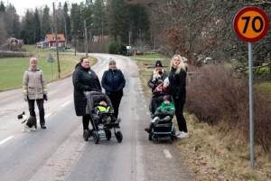 Höga farten i Nykyrka: Nu agerar kommunen
