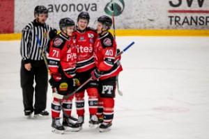 """Drömstart • Straffmiss • Två mål i tom bur när Piteå Hockey krigade till sig segern: """"Makalöst skönt"""""""