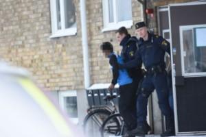 Två män begärs häktade för grovt rån
