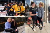 Kärlekspar och konkurrenter – slåss om finalbiljett