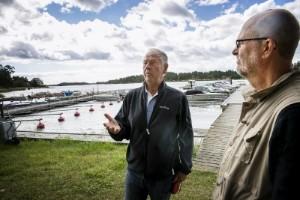 Länsstyrelsen: Småbåtshamnen i Lappetorp måste rivas