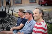 Fas fyra släpper nya låtar som springer ur Söderköping