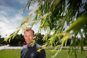 """Peder Fredricson """"Klart jag siktar på att vinna i Sundbyholm"""""""