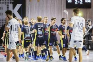 Träningsturnering på hemmaplan för Visby IBK