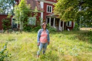 Efter förfallet: Nu får anrika gården en ny ägare