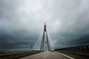 Uddevallabron stängs under helgen
