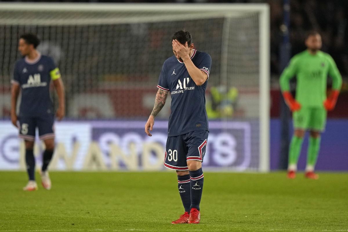 Skada stoppar Messi från ligamatch