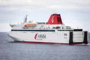 Destination Gotland sätter in extratur från Visby till Nynäshamn – med Hansafärjan