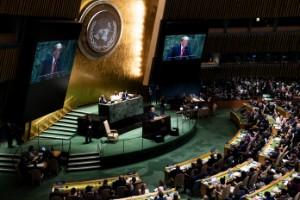 Kan FN:s generalförsamling bli en smittohärd?