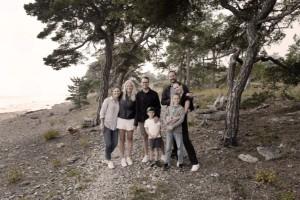 EXKLUSIVT: Här njuter tronföljarparen på Gotland