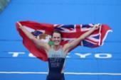 Bermuda minsta guldnationen i sommar-OS