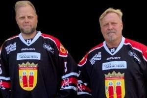 """Å/S presenterade tränarteamet: """"Har saknat hockeyn"""""""