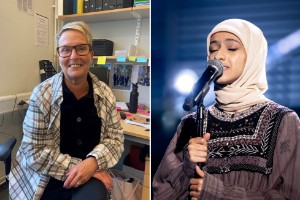 """Läraren grät när Amena sjöng i klassrummet – stöttade henne i att söka till Idol: """"I min värld tar hon hem hela skiten"""""""