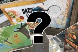Quiz: Testa dina kunskaper om Skellefteås citykärna – kan du avgöra var bilderna är tagna?