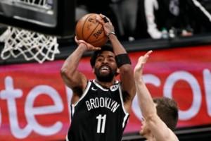 Brooklyn stoppar ovaccinerad Irving från spel