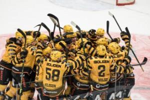 Skellefteå vann lång slutspelsrysare mot Luleå