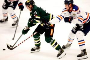 ESK Hockey missade massor mot Strömsbro