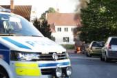 """Brandmästaren om bilbranden: """"Troligen termisk rusning"""""""