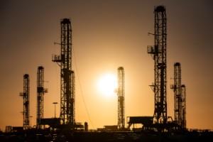 Kraftigt fall för oljepriset