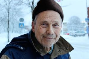 Vänner och grannar minns Olle Olson med tacksamhet