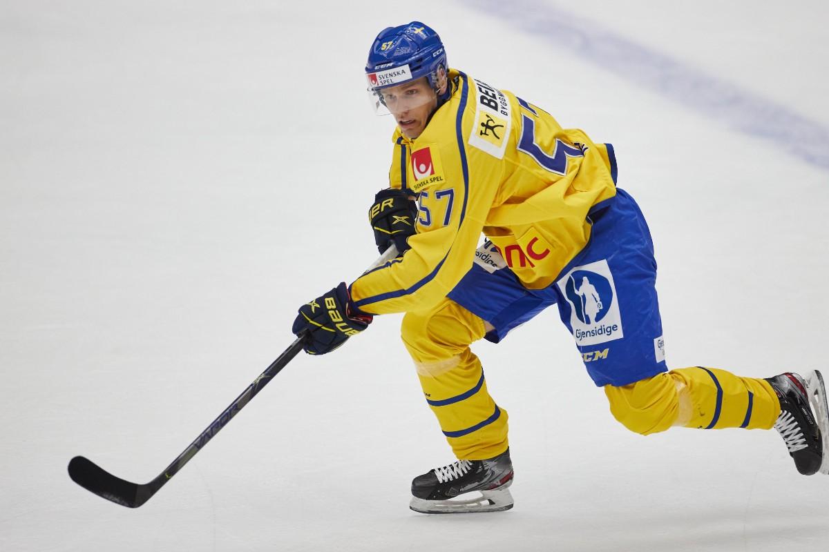 Wedin lämnar KHL-klubben efter 14 matcher