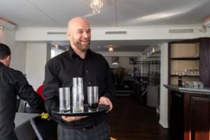 LHC-profilens nya vardag – restaurangägare i Kungälv