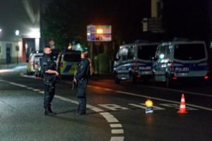 Fyra gripna efter möjligt hot mot synagoga