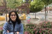 """Hon är Knivstas röst i globala klimatstrejken: """"Det är mycket 'greenwashing'"""""""