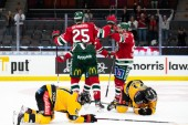 Sent avgörande fällde Luleå Hockey borta mot Frölunda