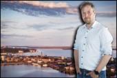 """Fråga till framtida Luleåbo: """"Lärde vi oss någonsin att respektera högerregeln eller skiter vi fortfarande i den?"""""""