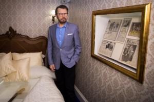 Björn Ulvaeus om Abba: Det blir ny musik i år