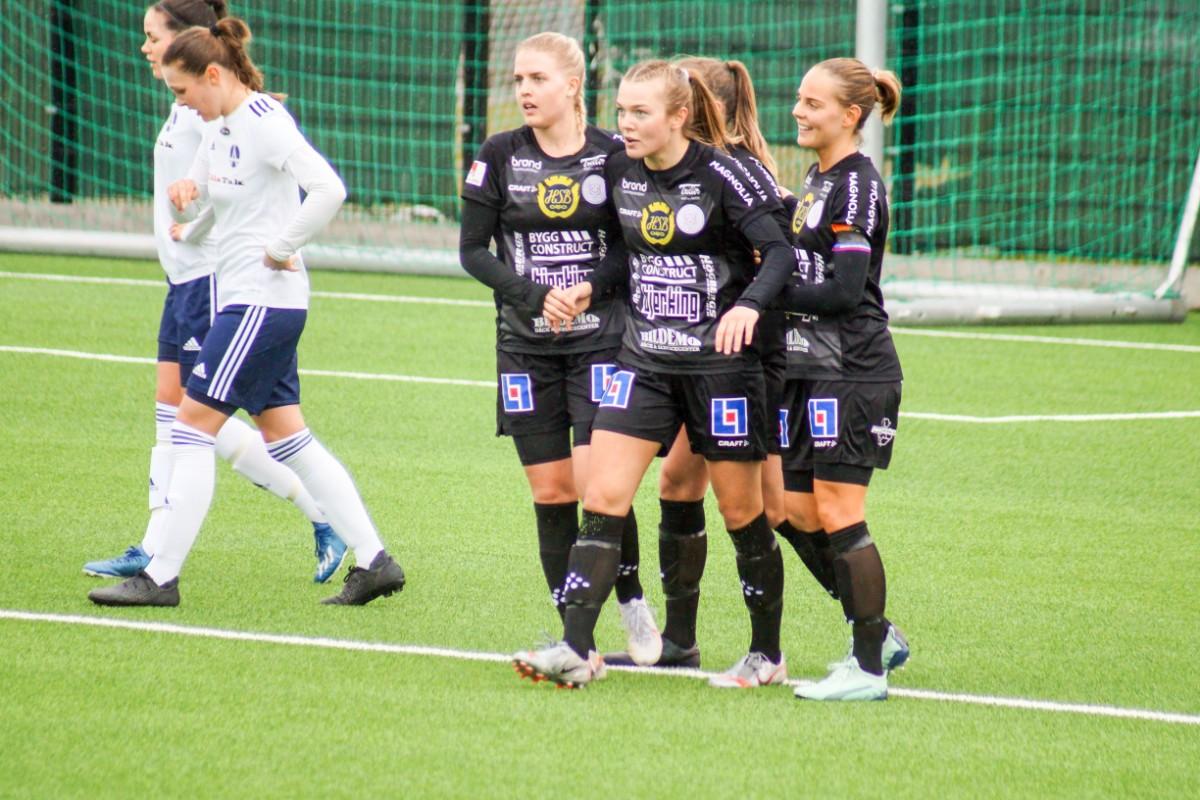 En sista match - sedan lämnar Beata Olsson Uppsala