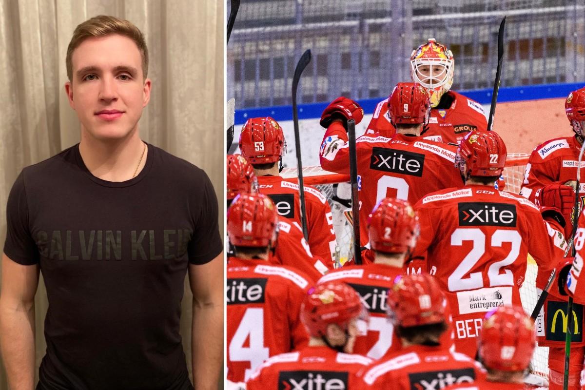 Forward med KHL-rutin klar för Almtuna