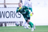 """Gustafsson vinnare i debuten: """"Riktigt skönt"""""""