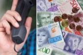 Kronofogdens jourtelefon drog in 7,3 miljoner åt staten