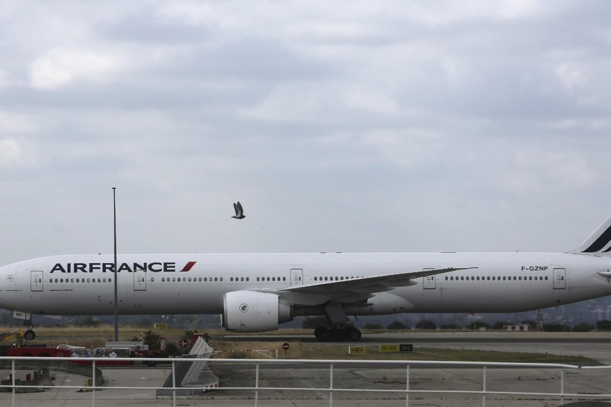 EU ger okej för stöd till Air France