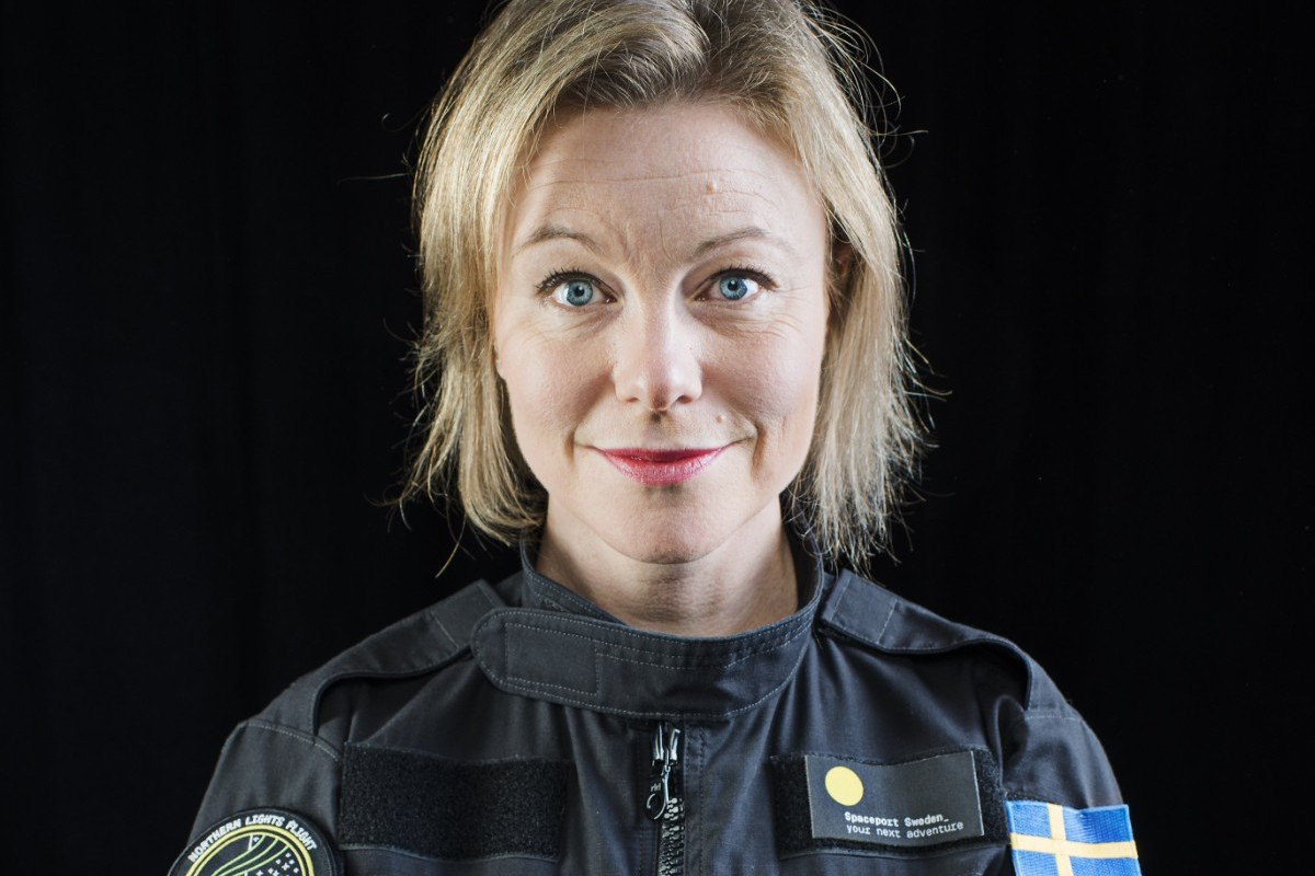 Föråldrad rymdlag i vägen för svensk rymdturism