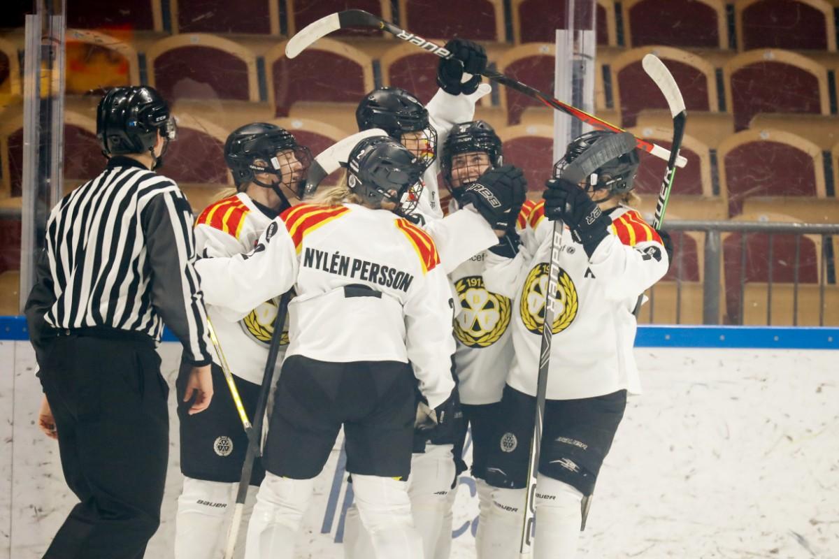Brynäs tillbaka på vinnarspåret i SDHL