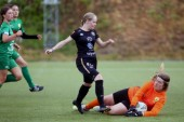Spännande derby startade upp fredagens fotbollsfest