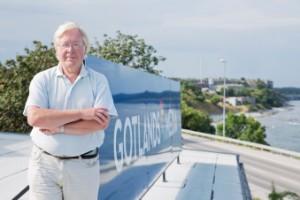 """Lämnar GA efter 40 år: """"Vill resa till den plats som är längst från Visby"""""""