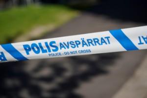 Kvinna skjuten i benet i Norrköping