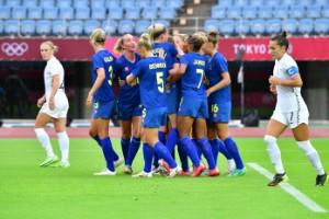 Ny OS-succé – nu väntar kvartsfinal mot Japan